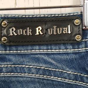 Rock Revival Jeans - Rock Revival Stephanie boot jeans 26